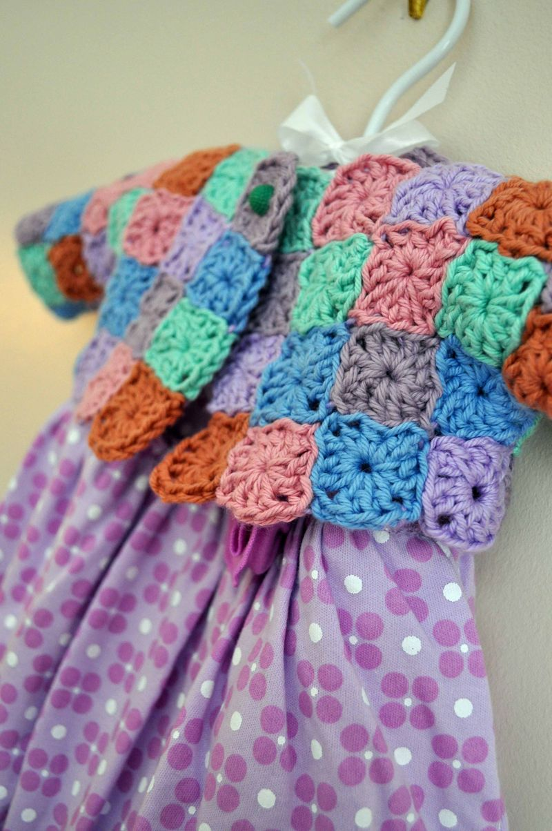 Free Crochet Patterns: Free Crochet Patterns: Granny Squares in ...